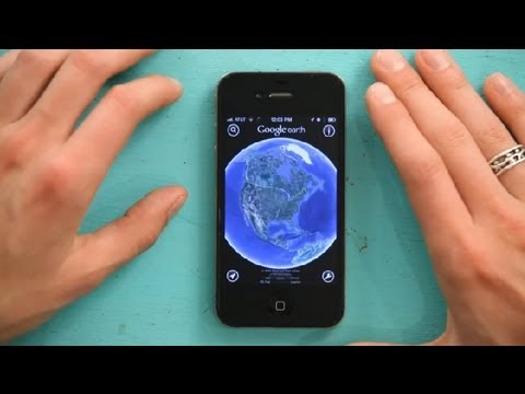 How to Use Google Earth and iPhone GPS Together : iPhone Tips & Tricks
