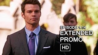 The Originals 1x14 Extended Promo - Long Way Back from Hell [HD]