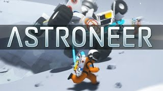 СТРОИМ БУР НА ЛУНЕ! - Astroneer #11