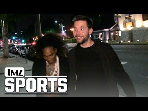 serena-williams-&-alexis-o'hanian:-date-night,-ft.-parenting-tip-from-dad!- -tmz-sports