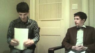 William Lloyd Garrison Interview - American History