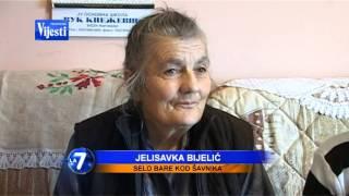 ALBANKA U ŠAVNIKU - PRILOG TV VIJESTI