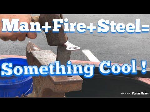 Bruce Evans ing Blacksmith Skills