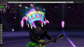 Baixar Synyster Shadow Performing at SL15B, Funk Style Jam