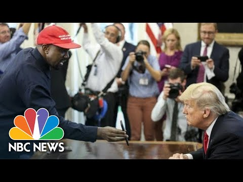 Full Video: Kanye West's Meeting With President Donald Trump At The White House | NBC News Mp3