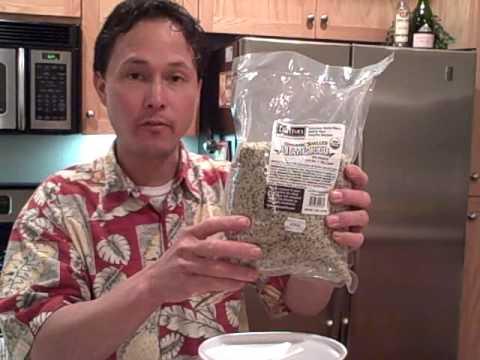Making Hemp Seed Milk in the Green Star Elite GSE-5000