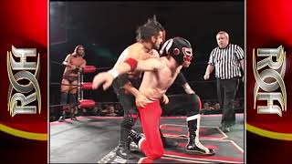 Throwback Thursday: Tyler Black & Jimmy Jacobs vs Kevin Steen & El Generico