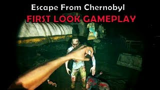 Escape From Chernobyl on iOS - AND FIRST LOOK GAMEPLAY+DATE