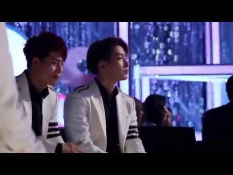 151107 MMA Monsta_X wonho watching iKON