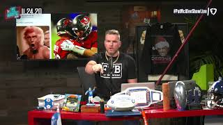 The Pat McAfee Show | Tuesday November 24th, 2020
