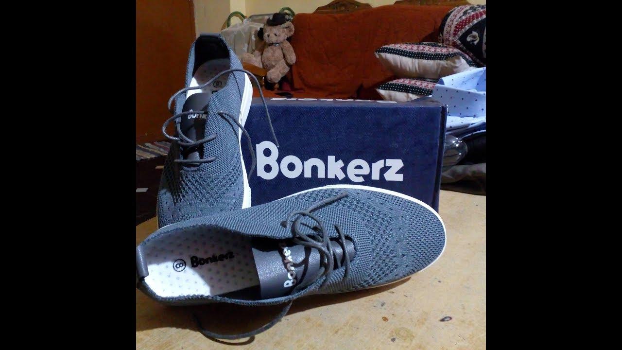 e56f4cdf7513 Unboxing of Bonkerz Shoes - YouTube