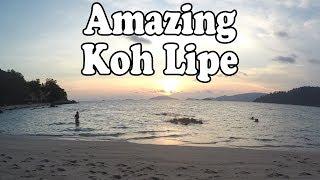 2 Days on Koh Lipe. Koh Lipe Thailand Vlog, Part 3. เกาะหลีเป๊ะ สตูล
