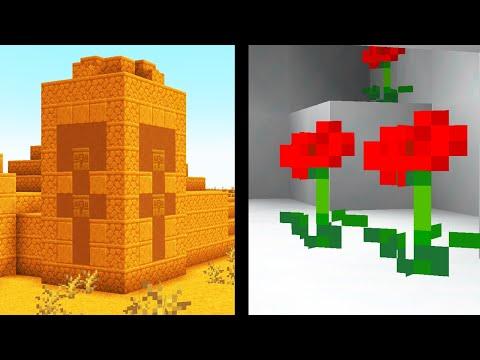 ✅ 60 Cosas Que No Sabías de Minecraft 1.18 Snapshot Experimental 3