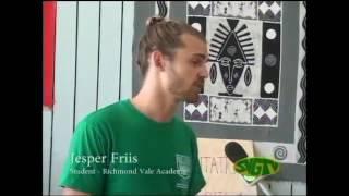 SVG TV News - Open House at Richmond Vale Academy