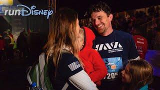 Virtual Viewing of Disney's Marathon Heroes | #DisneyMagicMoments