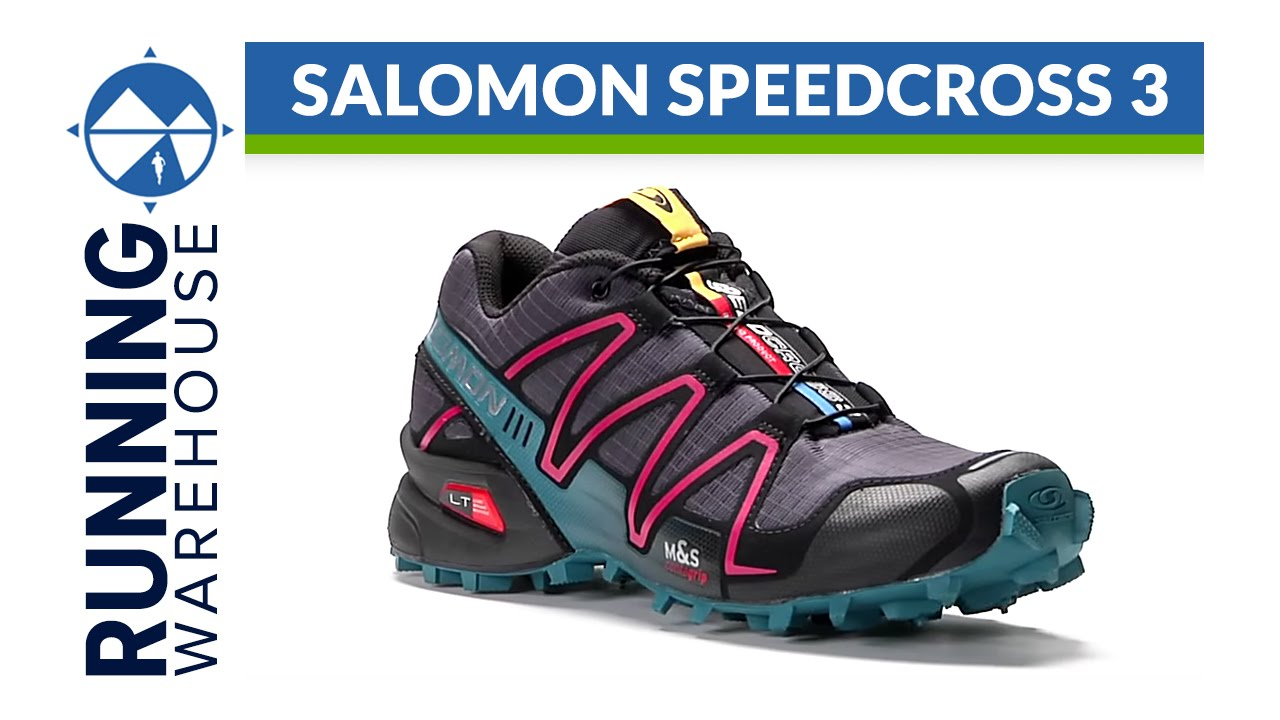 1a6f970c3 Salomon Speedcross 3 Shoe Review - YouTube