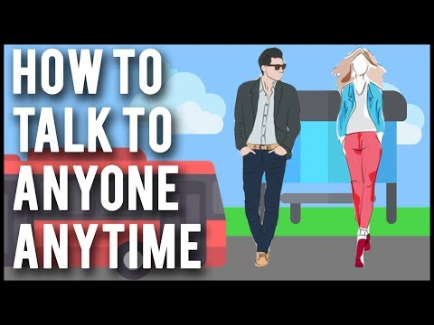 How To Start Talking To Strangers