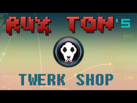 Rux Tons Twerk Shop #2 - 80s Whale Lead (Talking Synth)