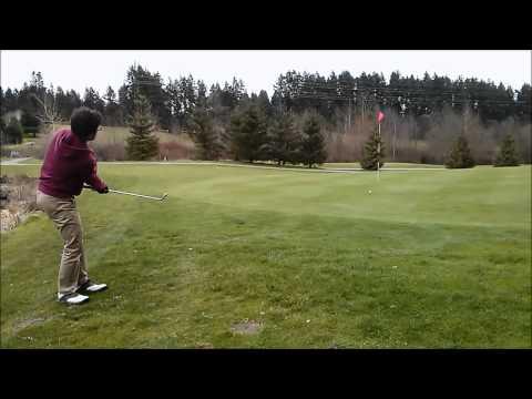 16 Holes at Jackson Park Golf Course - 22 Handicap Style