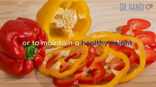 Health Benefits of Sweet Peppers