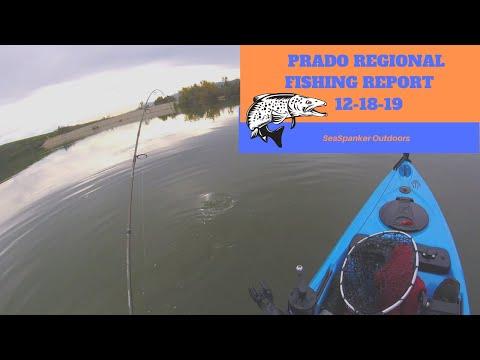 Prado Regional Park Fishing Report 12-18-2019