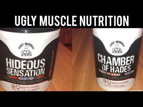 Instagram Live Stream With Ugly Muscle Nutrition