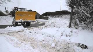 Snow Plough 2013