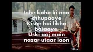 Sawaar Loon Karaoke