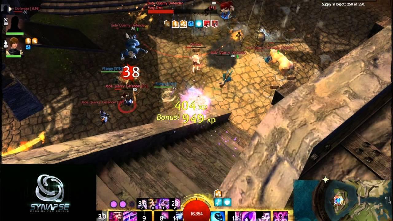 Guild Wars 2 - FLIMP Mesmer PvP Vol.3 - YouTube