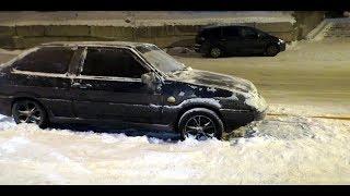 Морозы как в Якутии, начались проблемы.