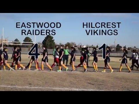 Eastwood vs Hilcrest 2016