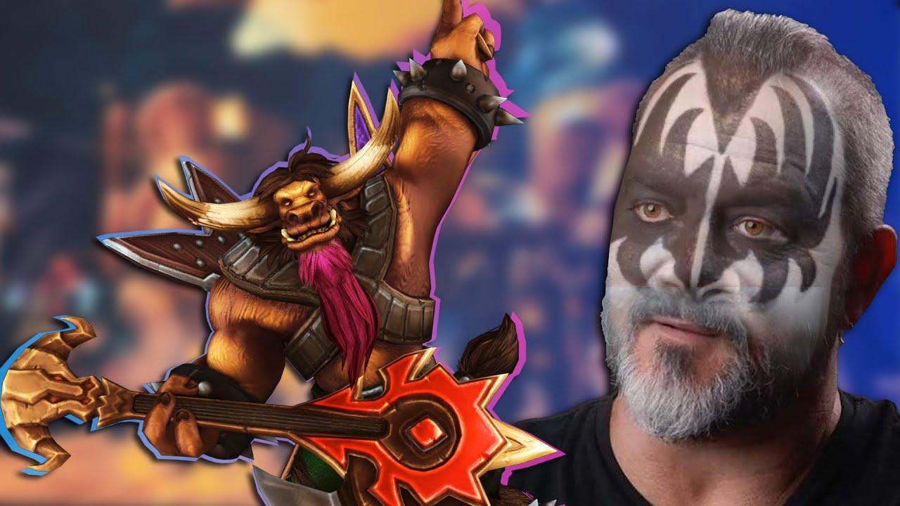 Warcraft - обитель МЕТАЛЛА!   Тайны Азерота