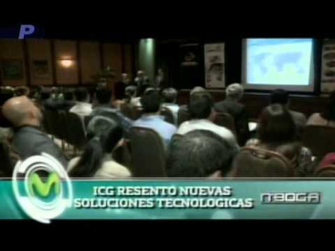 ICG presentó nuevas soluciones tecnológicas