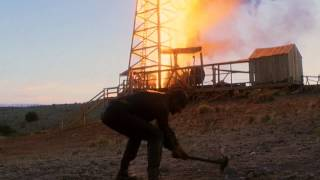 There Will Be Blood (Oil Rig Explosion Scene)