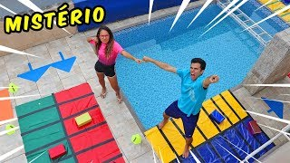 DESAFIO DO JOGO MISTERIOSO! - KIDS FUN