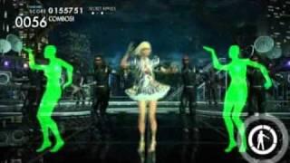 Dance Masters Evolution Xbox360 Kinect - Kimono Princess Game Play (Secret Song)