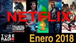 Video Tube Radio: Netflix Estrenos de Series y Películas en Enero 2018 México y Latinoamérica download MP3, 3GP, MP4, WEBM, AVI, FLV April 2018