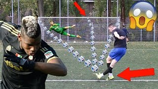 The best crossbar challenge shots ever!! *special*