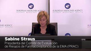 La EMA avala la VACUNA de JANSSEN pese a hallar posibles vínculos con casos raros de trombos