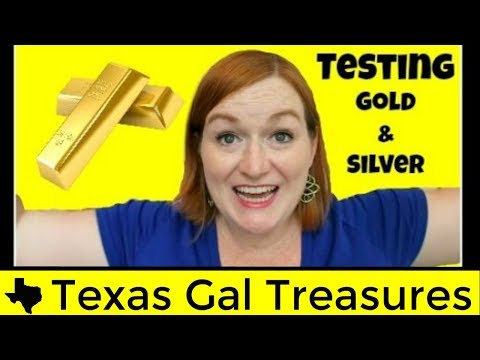 How To Test Gold and Silver Jewelry at Home With Acid Testin