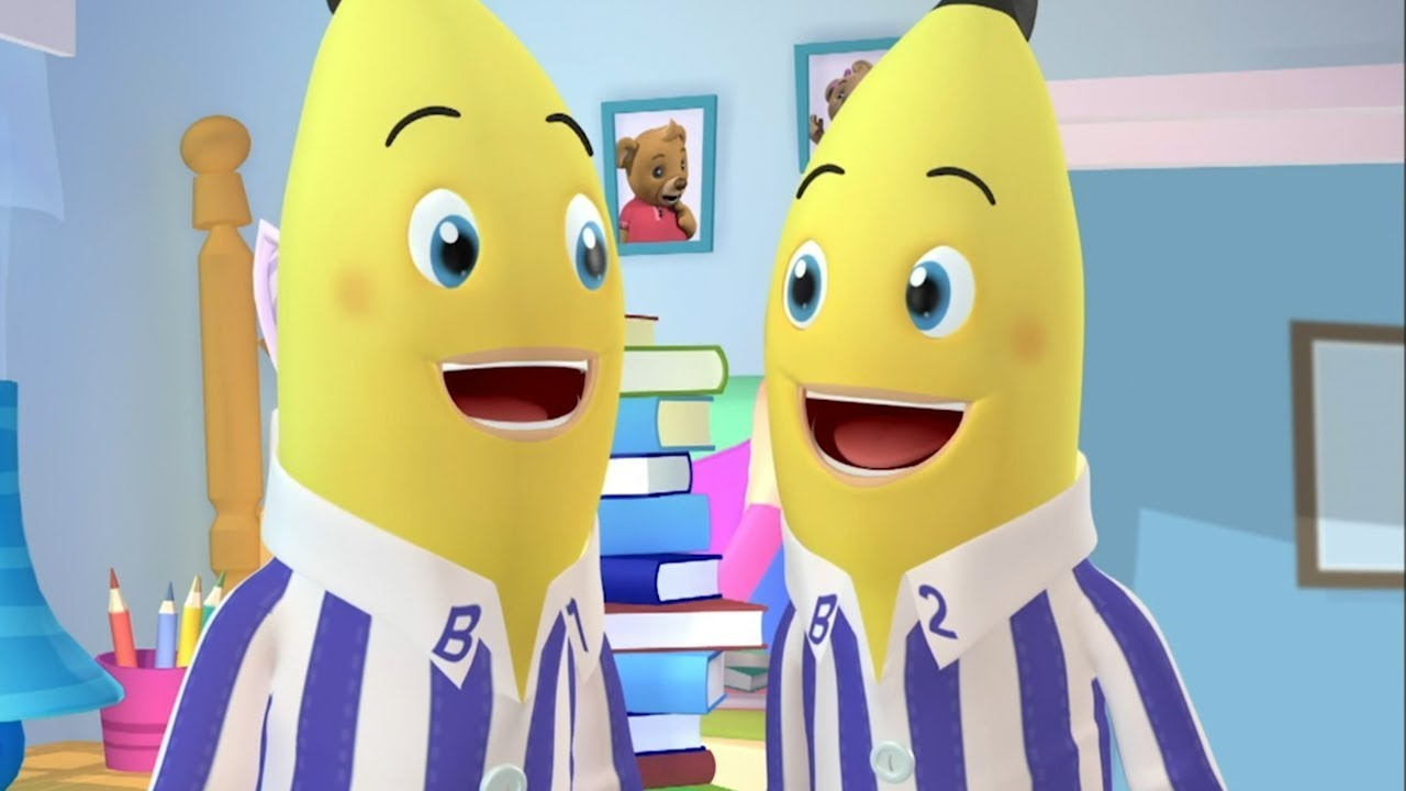The Collection | Cartoons | Bananas in Pajamas Official | Bananas in Pajamas Full Episodes