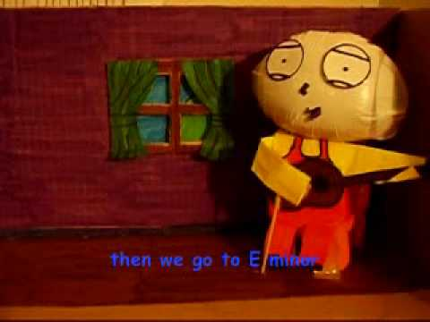 Music and Lyrics by Stewie griffin(LA project).wmv