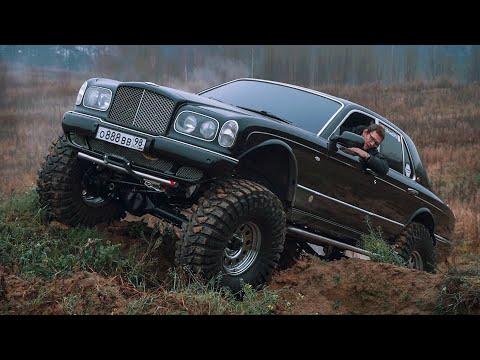 Bentley для Русских дорог. Создание монстра OffroadSpb