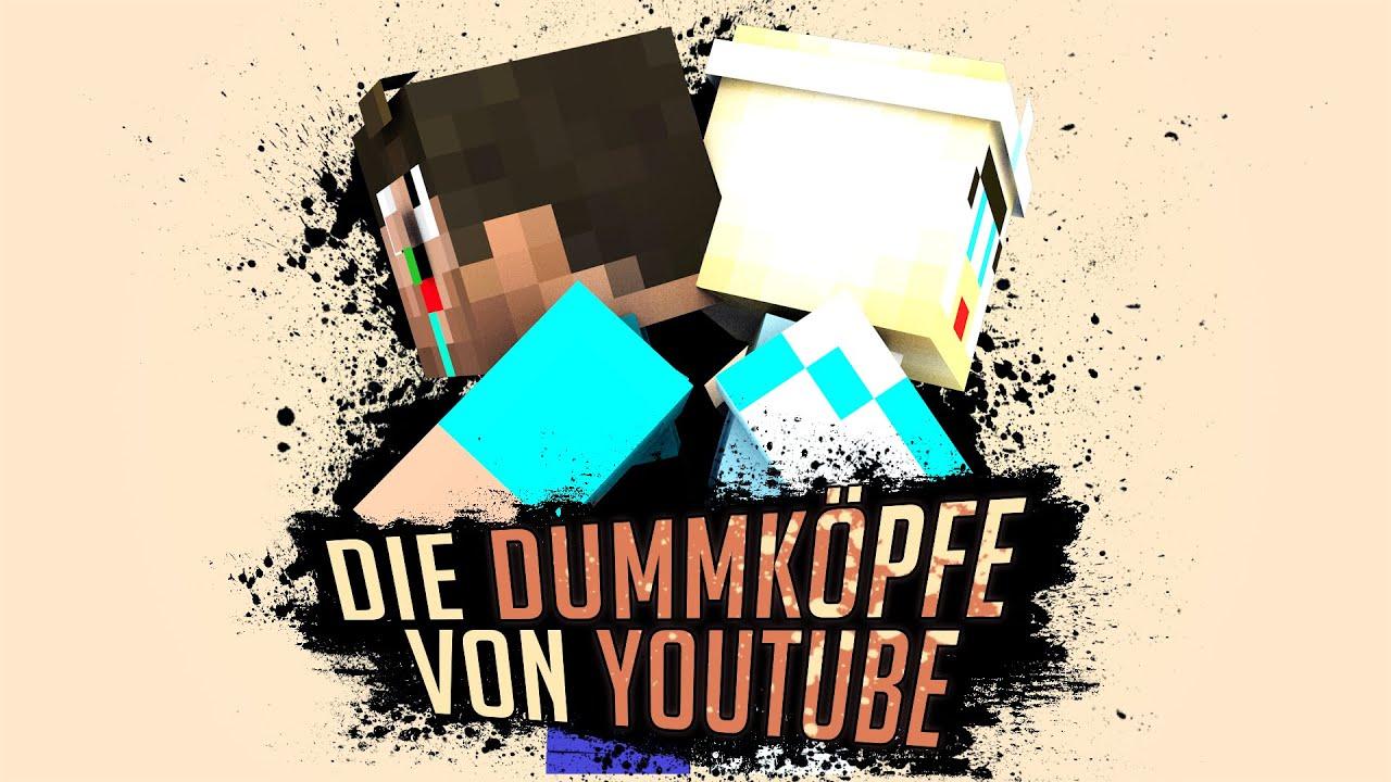 Die DUMMKÖPFE von YOUTUBE! × stupids