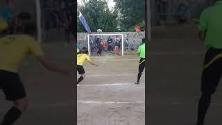 Detik-detik kemenangan di final Karang taruna cup.. Intermezzo club football..