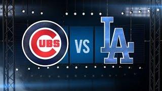 8/28/15: Kershaw K's 14 as Dodgers tame Cubs in LA
