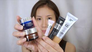 Celeste Wu 大沛 | It Cosmetics 底妝系列產品心得(偷渡眼下遮瑕不卡紋路小技巧)