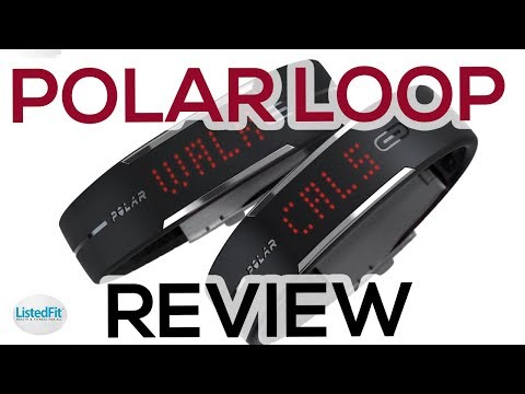 POLAR LOOP ACTIVITY TRACKER REVIEW THE BEST FITNESS BAND?