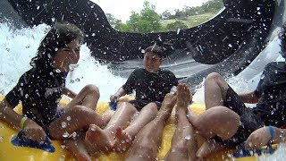 Perfect Storm Water Slide at Jamberoo Action Park