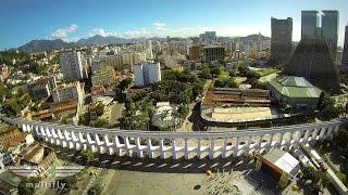 Rio de Janeiro - Imagens Aéreas por Drone - BRAZIL - Multifly